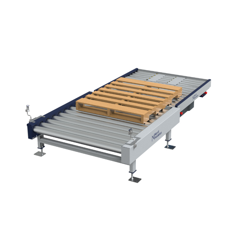 PC1200 Pallet Conveyor Nord Modules