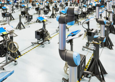 Universal Robots production
