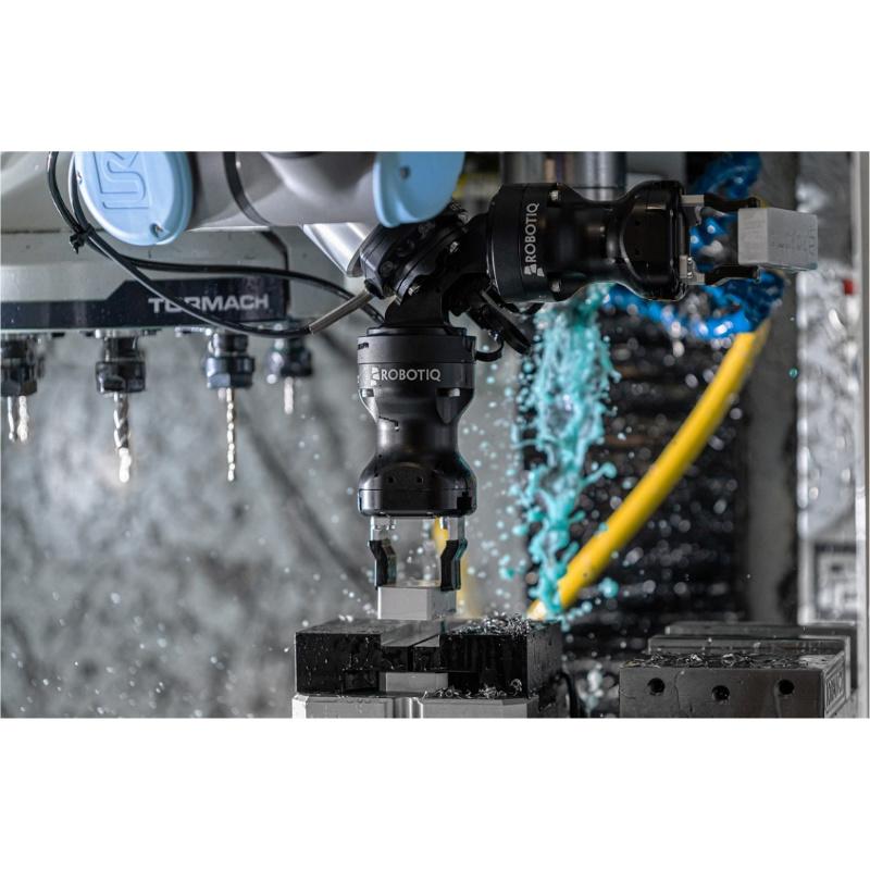 CNC Machine Tending Kit ROBOTIQ
