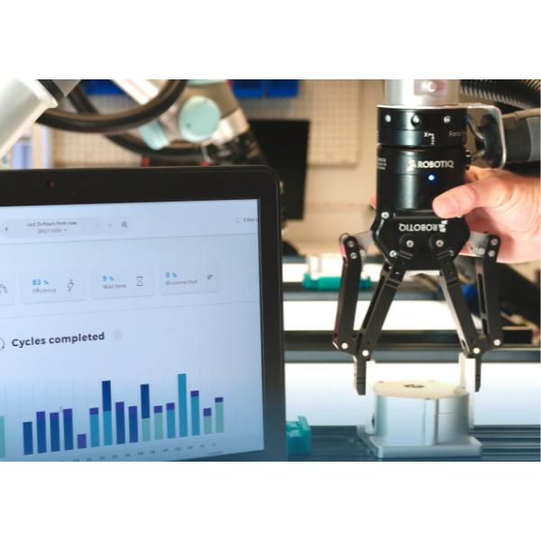 Insights Robotiq Software