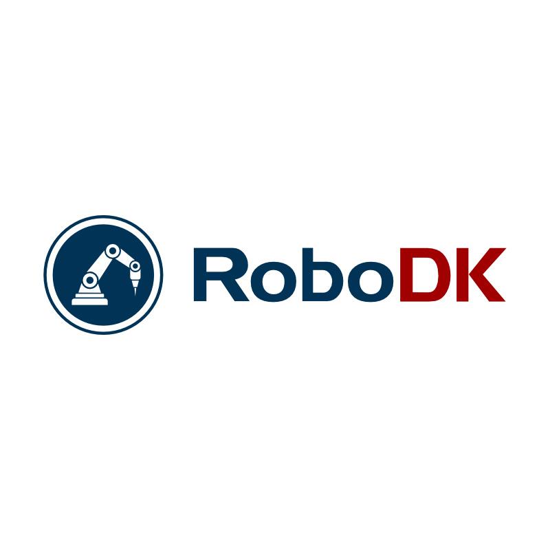 RoboDK simulační program pro roboty